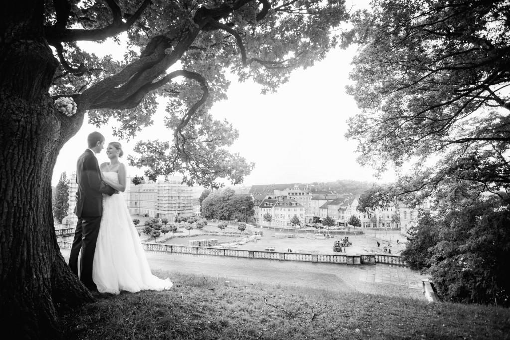 Hochzeit in Coburg und Schloss Rosenau - Hochzeitsfotograf Christoph Gorke-009
