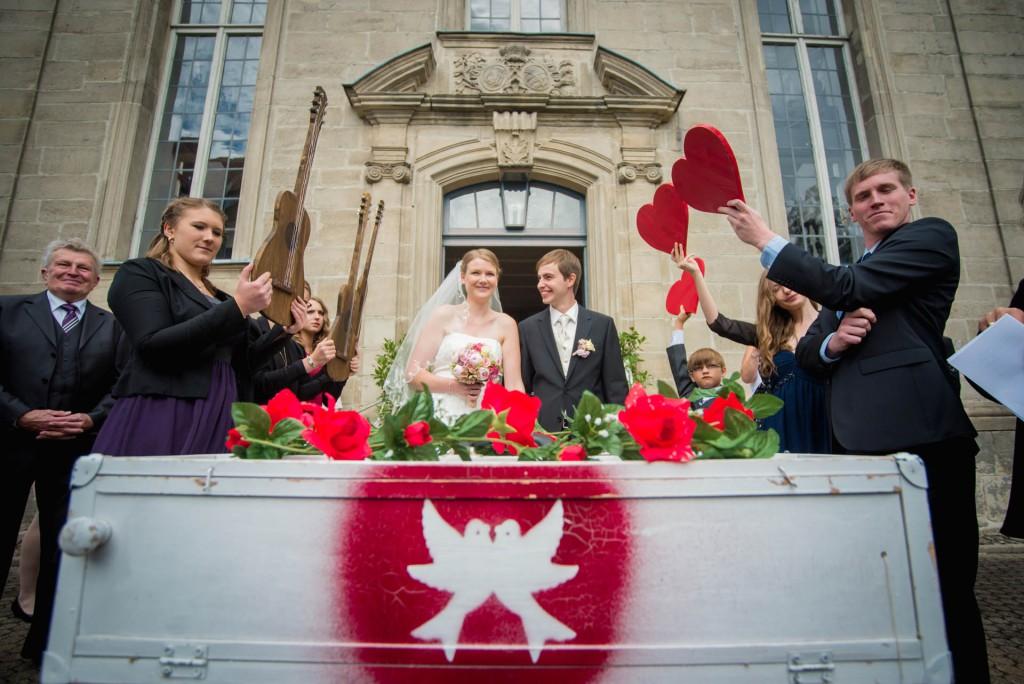 Hochzeit in Coburg und Schloss Rosenau - Hochzeitsfotograf Christoph Gorke-043
